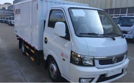 Electric delivery truck (DF)